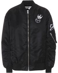 McQ Alexander McQueen | Embroidered Bomber Jacket | Lyst
