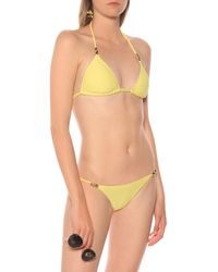 Heidi Klein - Cancun Bikini Top - Lyst