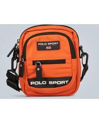 Polo Ralph Lauren Polo Sport Crossbody Bag - Orange