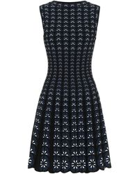 Alaïa - Stretch-knit Dress - Lyst