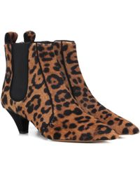 Tabitha Simmons - Ankle Boots Effie aus Kalbshaar - Lyst