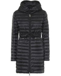Moncler Barbel Down Coat - Black