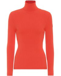 Fusalp Pullover Ancelle - Rot