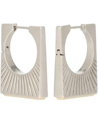 Maison Margiela Versailles Earrings - Metallic