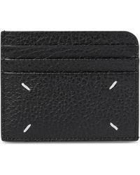 Maison Margiela - Leather Card Holder - Lyst