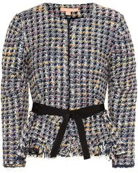Brock Collection Panicucci Wool-blend Jacket - Blue