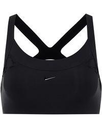 Nike Sujetador deportivo - Negro