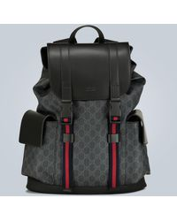 Gucci GG Backpack - Black