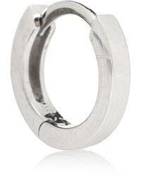 Repossi Berbere Silver Single Earring - Metallic