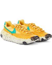 Nike Sneakers Overbreak con suede - Multicolore