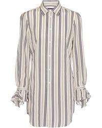 Polo Ralph Lauren Camicia a righe - Bianco