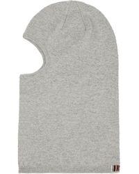 Extreme Cashmere Schalmütze N° 78 Popies aus Kaschmir - Grau