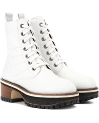 Sies Marjan - Jessa Leather Ankle Boots - Lyst