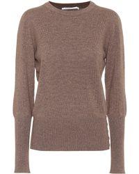 Agnona - Cashmere Dolman Sweater - Lyst