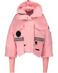 Canada Goose X-Ray Daunenjacke Snow Mantra - Pink