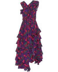 Ulla Johnson Imogen Dress - Purple