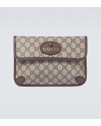 Gucci Gürteltasche Neo Vintage GG Supreme - Mehrfarbig