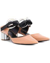 Proenza Schouler - Patent Leather Mules - Lyst