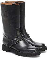 Church's Ankle Boots Esmeralda aus Leder - Schwarz