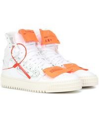Off-White c/o Virgil Abloh Off-court Sneakers - White