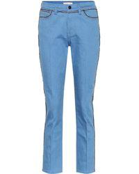 Tory Burch - Jodie Jeans - Lyst