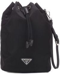 Prada - Bucket Bag - Lyst