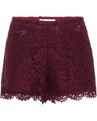 Valentino | Lace Shorts | Lyst