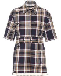 ROKH Checked Shirt - Multicolor