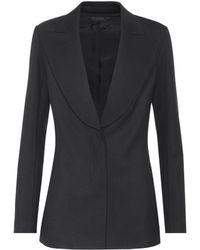 The Row - Demilla Wool-blend Jacket - Lyst