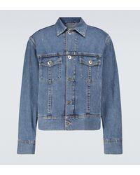 Lanvin Denim Jacket - Blue