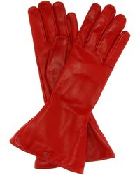 Dolce & Gabbana - Leather Gloves - Lyst
