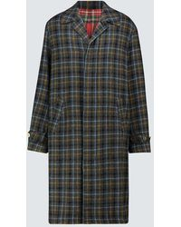 Undercover - Cappotto in lana - Lyst