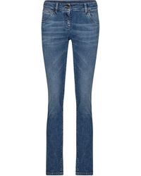 Brunello Cucinelli - Mid-rise Skinny Jeans - Lyst