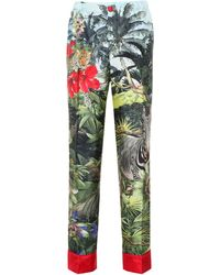 F.R.S For Restless Sleepers - Etere Silk Pajama Pants - Lyst