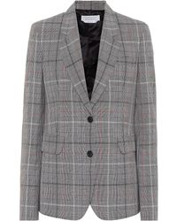 Gabriela Hearst - Sophie Wool And Mohair Blazer - Lyst