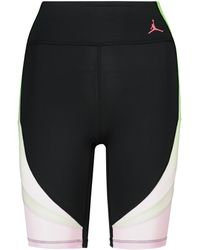 Nike Ciclisti Jordan Heatwave con stampa - Nero