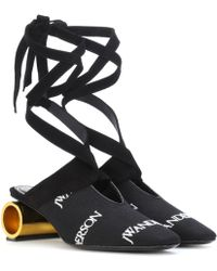 JW Anderson - Cylinder Court Shoes - Lyst