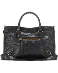 Balenciaga - Classic City M Leather Tote - Lyst