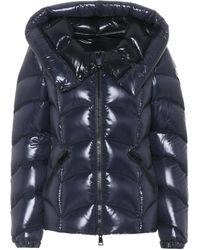 Moncler - Akebia Shiny Puffer Jacket - Lyst