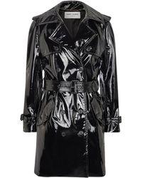 Saint Laurent Trench-coat - Noir