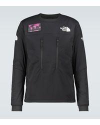 The North Face Light Ventrix Crewneck Sweatshirt - Black