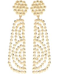 Chloé - Valeria Drop Earrings - Lyst