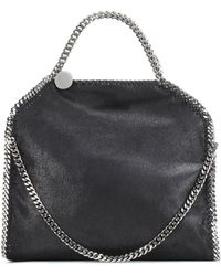 Stella McCartney Tote Falabella Fold Over Small - Negro