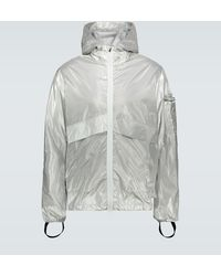 Satisfy Packable Windbreaker Jacket - Metallic