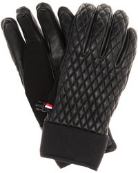 Fusalp - Athena Leather Ski Gloves - Lyst