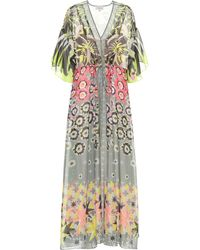 Temperley London Beaumont Claudette Kaftan - Multicolour