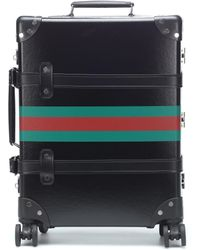Gucci X Globe-Trotter Trolley - Mehrfarbig