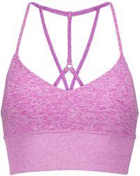 Alo Yoga Sport-BH Lavish - Lila
