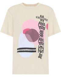 Étoile Isabel Marant T-shirt con stampa - Multicolore