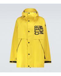 Moncler Genius 3 Moncler Grenoble Verdonne Raincoat - Yellow